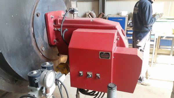 Apparecchio : Steam Boiler 50 Sprint Costruttore